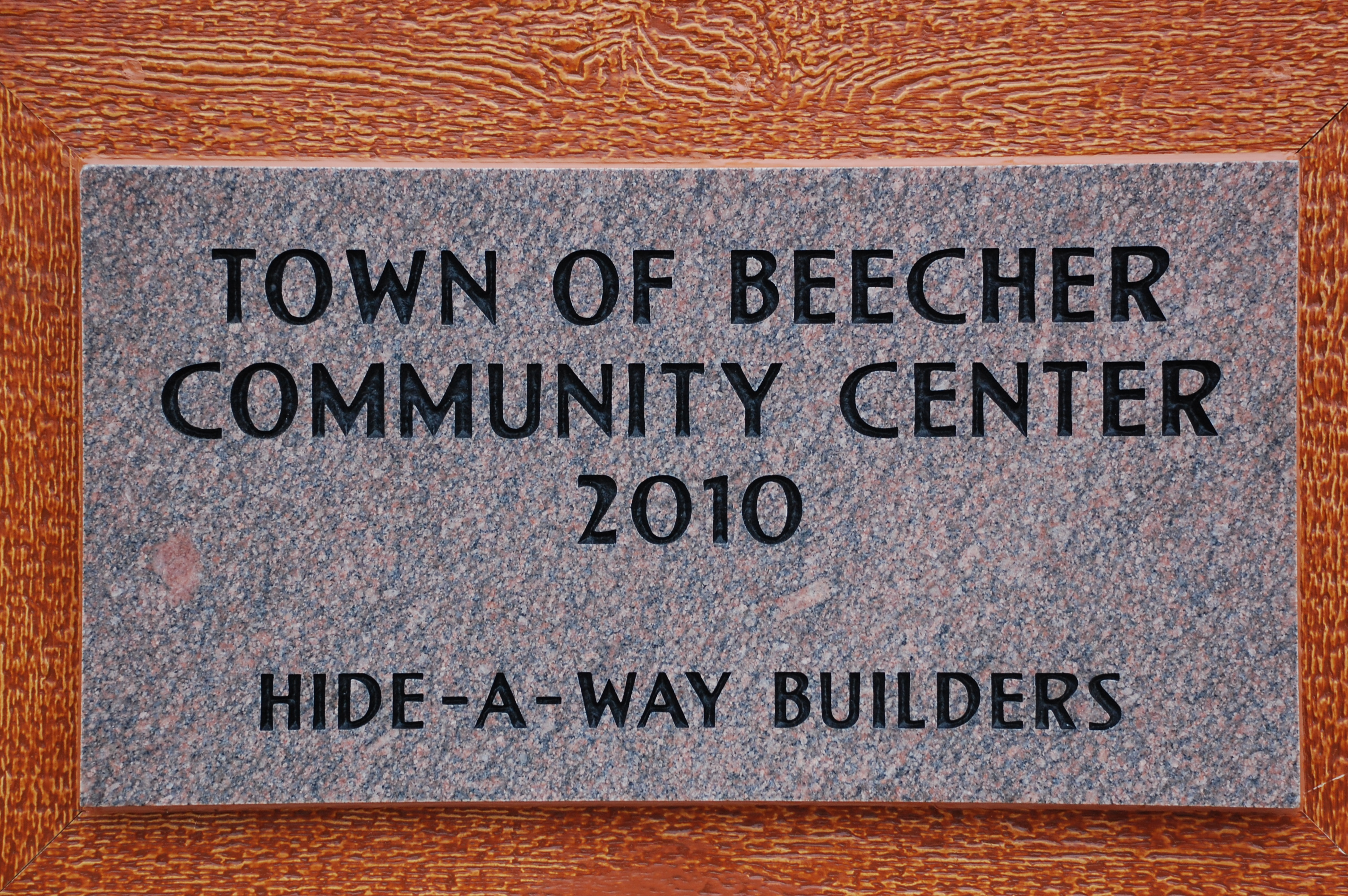 Town of Beecher